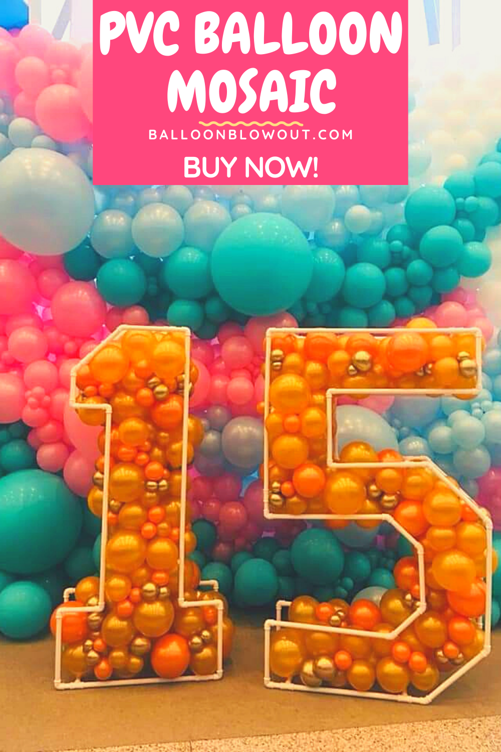 Giant letters and number templates Balloon Mosaico templates 6fts Pi\u00f1ata. jumbo numbers Number 40 balloon mosaic pattern jumbo letters